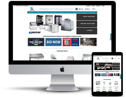 ecommerce response web design london ontario